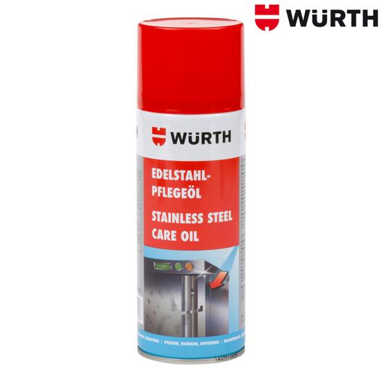 تصویر از روغن و جلا دهنده استیل STEEL CARE OIL