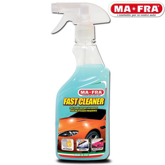 تصویر از اسپری شستشوی بدون آب Fast Cleaner