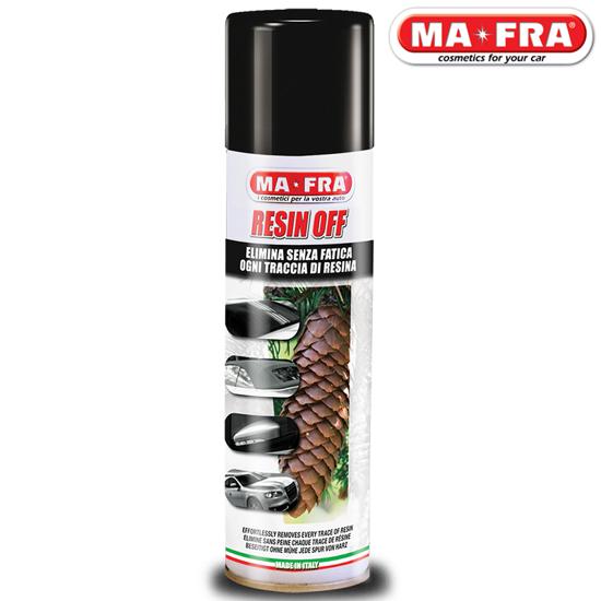 تصویر از اسپری پاک کننده شیره درخت Resin Off
