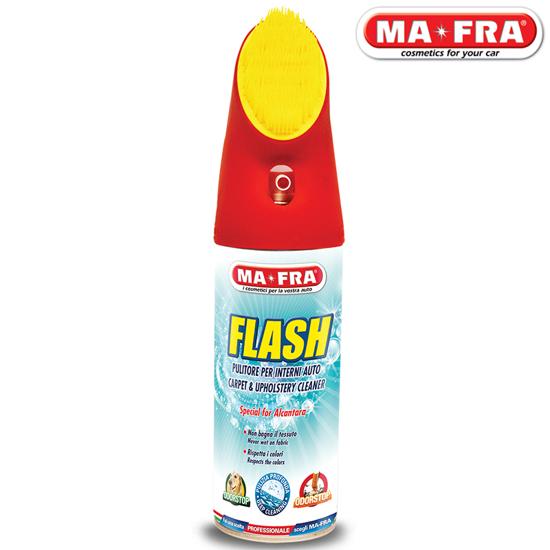 تصویر از فوم جرم گیر چندمنظوره Flash SPRAY