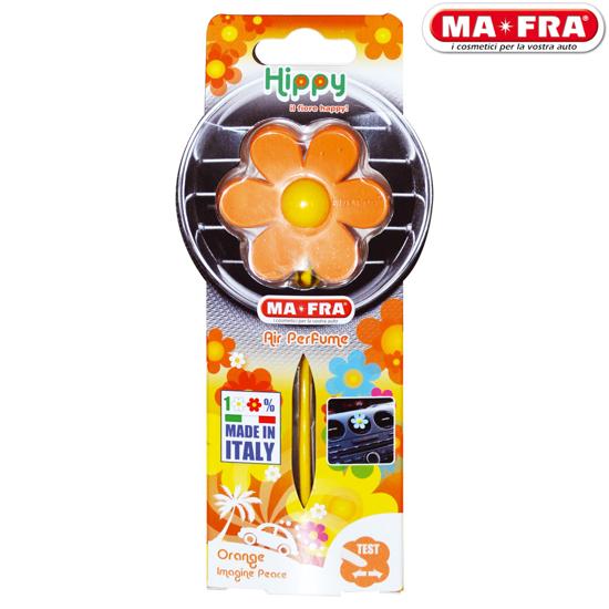تصویر از خوشبو کننده دریچه کولر نارنجی