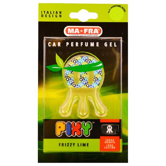 تصویر از خوشبو کننده ژله ای دریچه کولر Frizzy Lime
