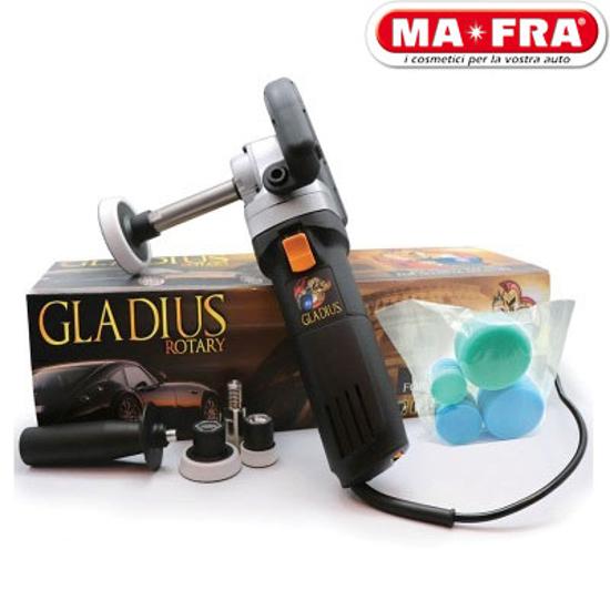 تصویر از دستگاه پولیش روتاری مدل Gladius R13