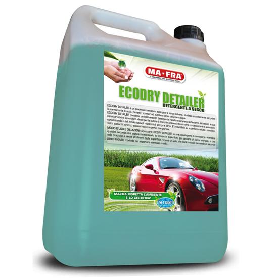 تصویر از مواد شستشوی بدون آب بدنه EcoDry Detailer
