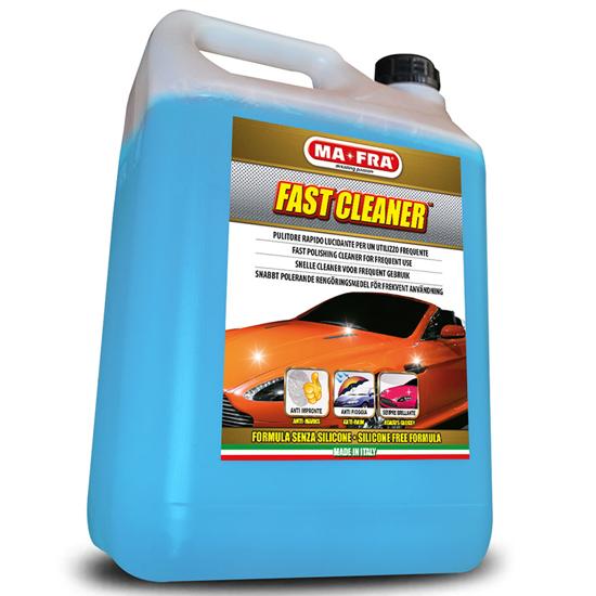 تصویر از مواد شستشوی بدون آب بدنه خودرو Fast Cleaner