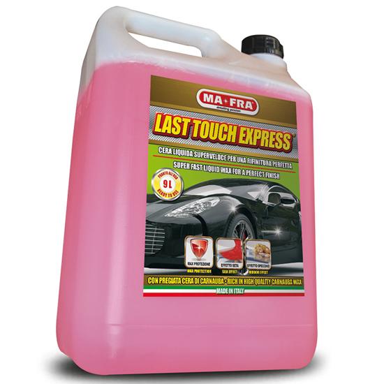 تصویر از واکس مایع بدنه خودرو Last Touch