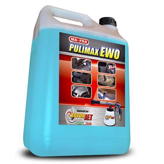 تصویر از مواد جرم گیر دستگاه ترنادو 4.5 لیتری Pulimax EWO