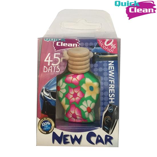 تصویر از خوشبو کننده آویز رایحه New Car