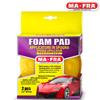 تصویر از فوم پد اجرای واکس داشبورد Foam Pad