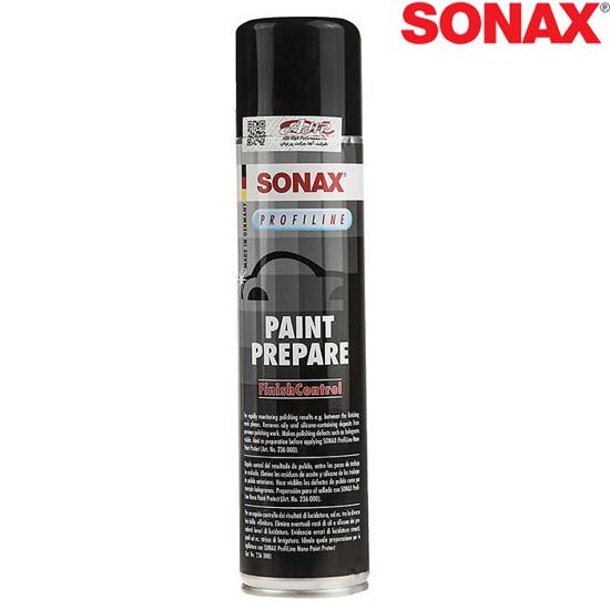 تصویر از تمیز کننده و آماده ساز رنگ بدنه  Paint Prepare