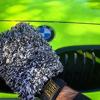 تصویر از دستکش شست و شوی بدنه پوست بره ورک استاف