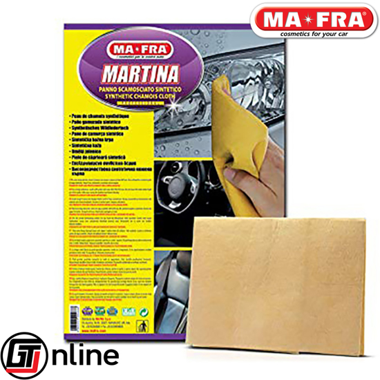 تصویر از دستمال شست و شوی خودرو Panno martina