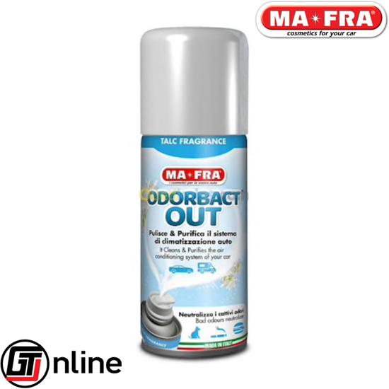تصویر از اسپری آنتی باکتریال سیستم کولر Odor Bact Out