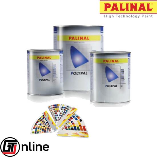 تصویر از پایه رنگ های Polypal کد 607