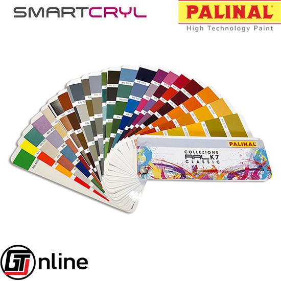 تصویر از پایه رنگ های SMARTCRYL کد SMT